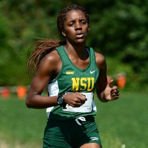 Spartans finish 5th at MEAC Championship; Higgins named All-MEAC