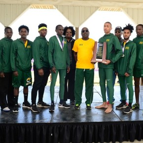 Spartans finish 2nd at MEAC Championship; 4 namedAll-MEAC