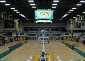 Spartans to christen new video board at Echols Hall onSunday