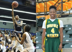 West is one of four Millbrook seniors who have signed with Division I basketball programs.
