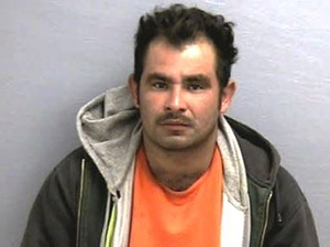 This photo provided by Lee County (N.C.) Jail shows Roberto Carlos Flores Sibrian.  Authorities have arrested a man accused of dragging a woman out of her car after their vehicles collided in northern Virginia last week and sexually assaulting her. The Stafford County Sherriff's Office said in a statement Friday that 26-year-old Roberto Carlos Flores Sibrian was arrested Thursday at a construction site in Sanford, N.C. (Lee County Jail via AP)