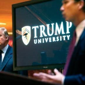 Trump agrees to $25M settlement to resolve Trump U.lawsuits