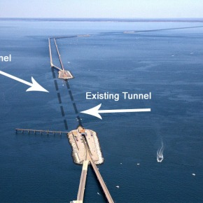 McAuliffe announces $756 million project to expand Chesapeake Bay Bridge-Tunnel