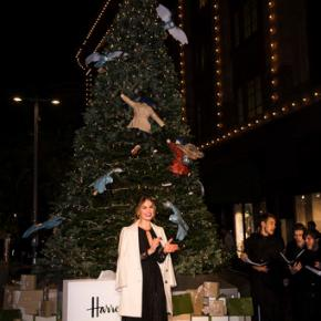 Lohan apologizes to UK town over Christmas lights no-show