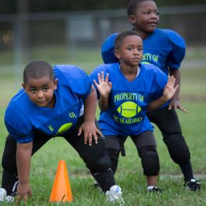 Youth squad shows there's more to sports leagues than games