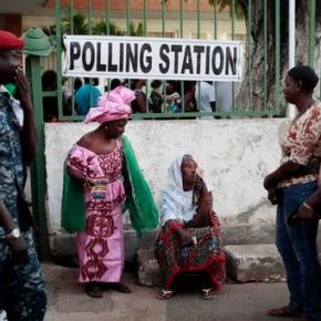 Gambia ruler predicts landslide; internet blocked amid vote