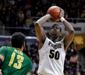 Swanigan's double-double secures Purdue win over Norfolk State