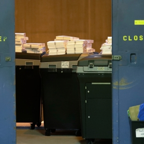 Wisconsin first state to start presidential election recount