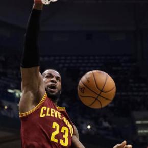 LeBron James chosen Sports Illustrated Sportsperson ofYear