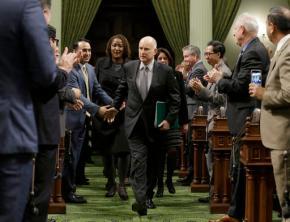 California governor defiant in face of Trumpagenda