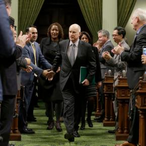 California governor defiant in face of Trump agenda
