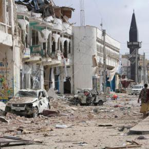 Extremist gunmen storm hotel in Somali capital, 8killed