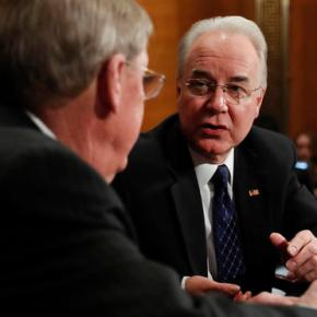 Price tries to reassure on health care; Dems not buying it