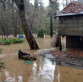 Southern California pounded by intense storm and flooding