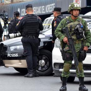Mexico youth shoots teacher, classmates, then killshimself