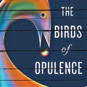 'Birds of Opulence' author wins Gaines literaryaward