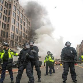 Lawyers: Police wrongly arrested some on InaugurationDay