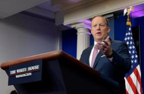 White House press secretary: 'Our intention is never tolie'
