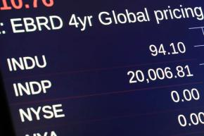 Dow hits 20,000 following solid open for USstocks