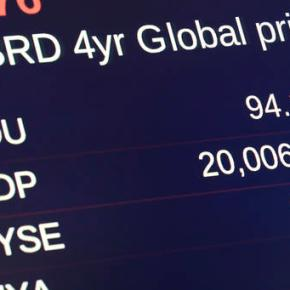 Dow hits 20,000 following solid open for US stocks