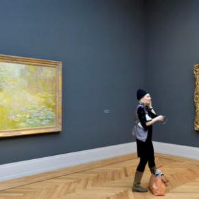 Monet, modern classics headline art shows at German museum