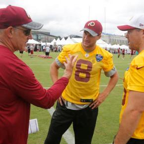Redskins promote Cavanaugh, Manusky to coordinatorpositions