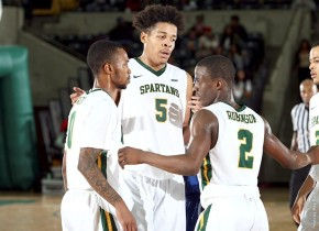 NSU carries momentum into Baltimore to face CoppinState