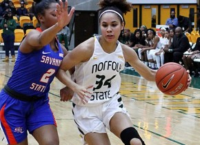 Spartans head to Coppin State onMonday