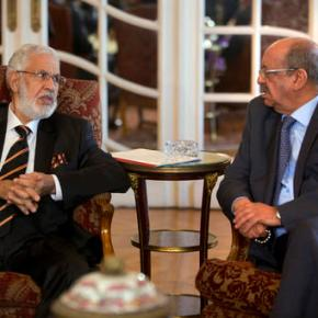 North African diplomats seek solutions for chaotic Libya