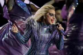 Lady Gaga delivers a show big on flash and inclusiveness