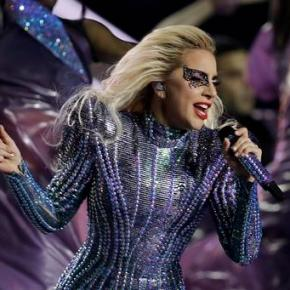 Lady Gaga delivers a show big on flash andinclusiveness