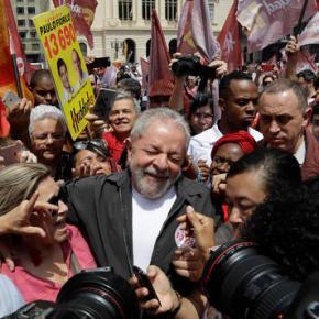 Despite charges, Brazil's Lula eyes anotherrun
