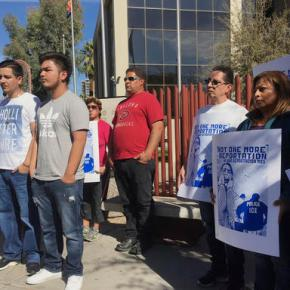 Phoenix immigrant deported to Mexico amid protests