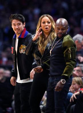 Mariah Carey confirms new beau, vents frustration overNYE