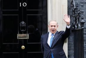 Israeli leader presses UK to impose new sanctions on Iran