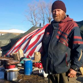 Deadline looms for Dakota Access pipeline protestcamp