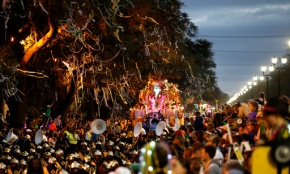 Mardi Gras: 'One time of year people can act likefools'