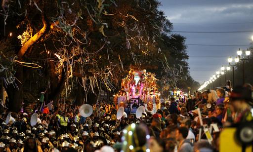 Mardi Gras Parades