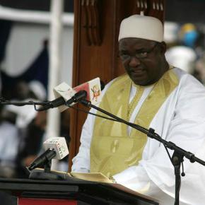 Gambia's new president commits to end human rightsabuses