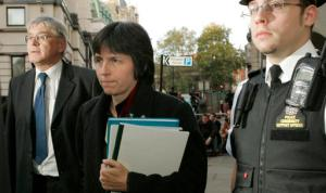 FILE - In this Thursday Nov. 1, 2007 file photo, Deputy Assistant Commissioner Cressida Dick, center, of London's Metropolitan Police leaves the Central Criminal Court in London, following the verdict that London's police force was found guilty of endangering public safety during an anti-terrorist operation that led to the shooting death of a Brazilian man Jean Charles de Menezes. The British government says senior officer Cressida Dick will be the next commissioner of London's Metropolitan Police - the first woman to lead Scotland Yard in its 188-year history. The Home Office announced the appointment of 56-year-old Dick on Wednesday, Feb. 22, 2017.  (AP Photo/Alastair Grant, file)