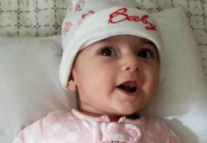 Iranian baby with heart defect admitted to Oregon hospital