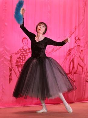 Marta Becket, lone Amargosa Opera House dancer, dies at92