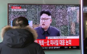 North Korea reportedly test fires missile, challenging US