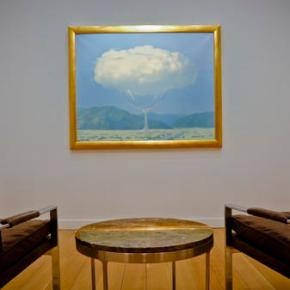 AP Exclusive: Unusual Magritte could hit $17.5M at auction