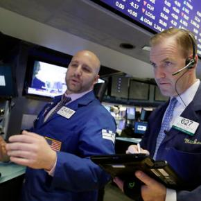 S&P 500, Dow nudge down a bit further from records