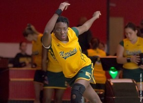 Gardner named MEAC co-bowler of the week