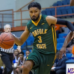 Spartans get past Howard on senior night, 73-65