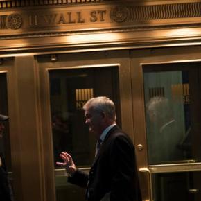 Tiny move: Nasdaq notches new high as US stocks inchhigher