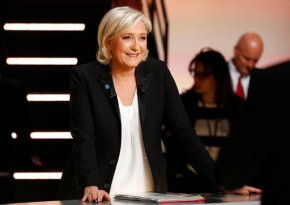 Le Pen visits Russia weeks before French presidential vote