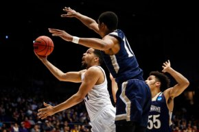 Mount St. Mary's beats New Orleans 67-66 to open FirstFour